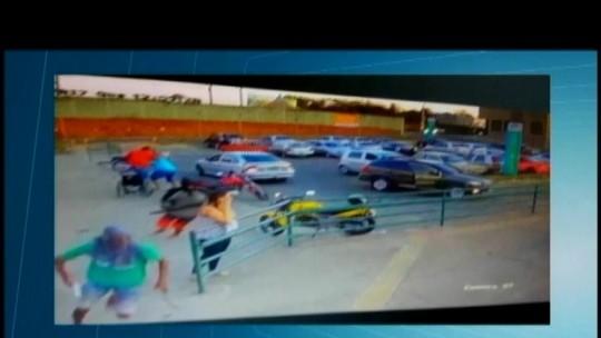 Suspeito de homicídios na porta da UPA e Lago das Roseiras é preso em Divinópolis