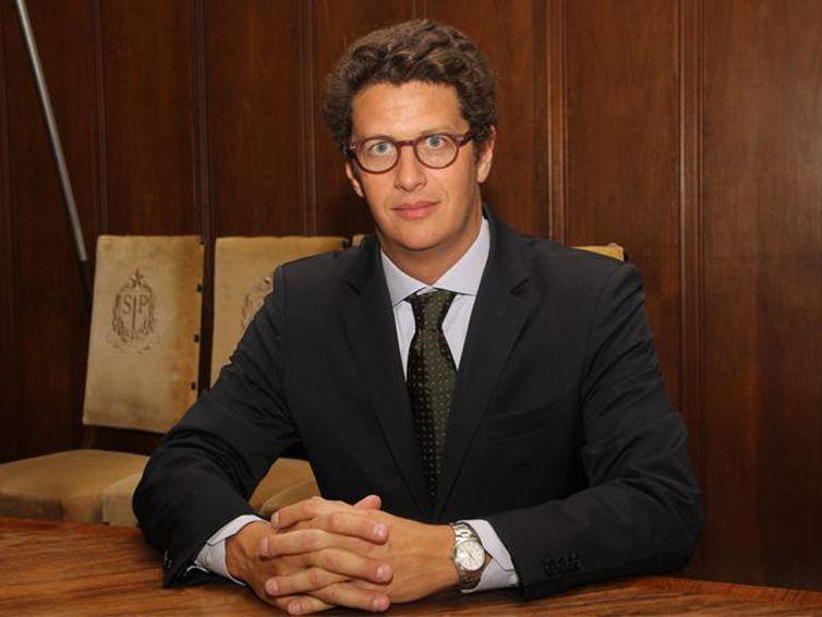 Ricardo Salles (Foto: Divulgação / Secretaria do Meio Ambiente do Estado de São Paulo)