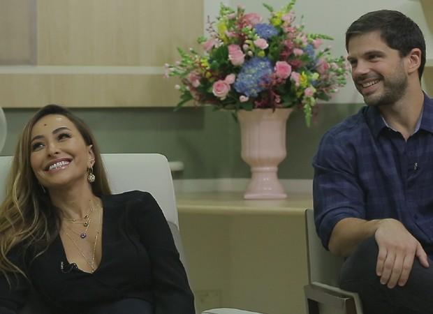 Sabrina Sato e Duda Nagle (Foto: Divulgação/Record TV)