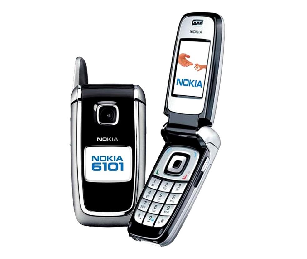 """Nokia 6101 permitia tirar """"selfies"""" em 2005 � Foto: Divulgação"""