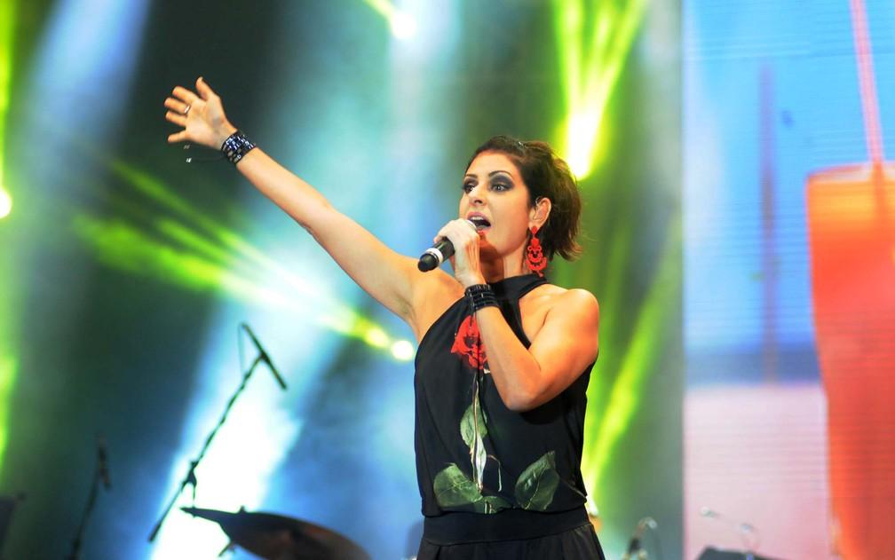 Fernanda Abreu (Foto: Alexandre Durão/G1)