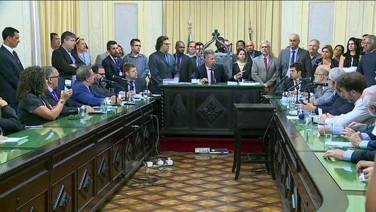 Ministério Público pede anulação da sessão da assembleia do RJ que libertou Jorge Picciani, Albertassi e Melo