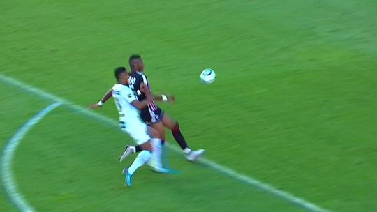 Santos x São Paulo - Campeonato Brasileiro 2018 - globoesporte.com