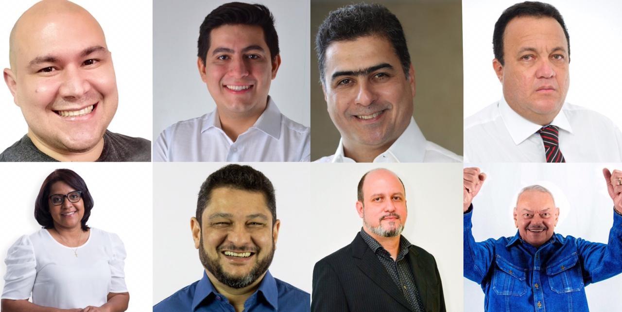Eleições 2020: agenda dos candidatos a prefeito de Cuiabá nesta segunda-feira (26)