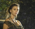 Na segunda-feira (15), Luana (Joana Lerner) dirá a Patrícia (Adriana Birolli) que ela sofrerá com uma grande decepção | Reprodução