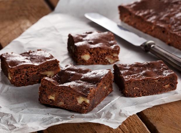 Brownie sem açúcar (Foto: Divulgação/União)