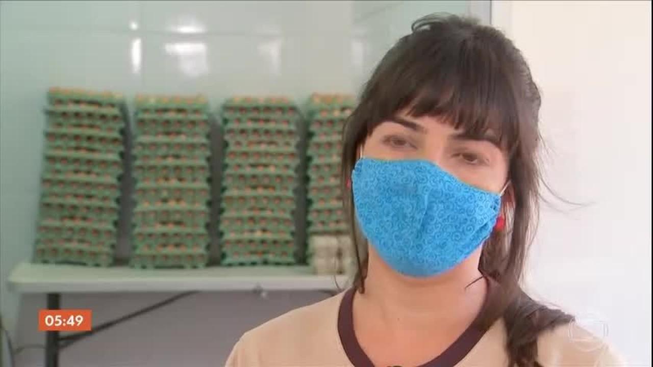 Cresce a procura por alimentos orgânicos durante a pandemia