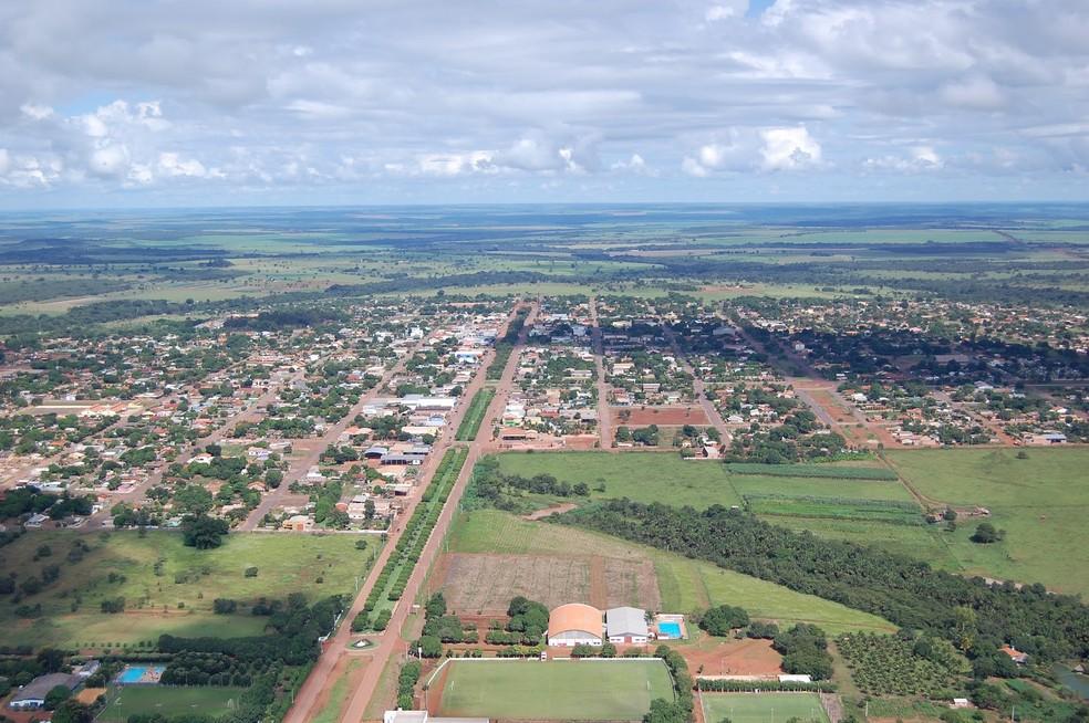 -  Canarana  MT   Foto: Prefeitura de Canarana  MT