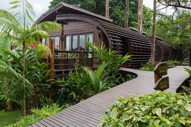 Conheça cinco hotéis sustentáveis no Brasil