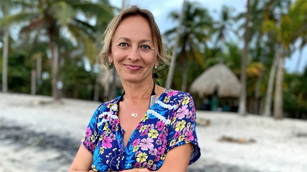 Pandemia transforma férias de polonesa em temporada de 10 meses na Colômbia: 'Encontramos um lar' thumbnail