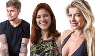 No 'Big Brother Brasil' 18, Breno beijou Ana Clara, mas logo depois iniciou um relacionamento com Jaqueline. Veja outros participantes que fizeram o mesmo | Reprodução