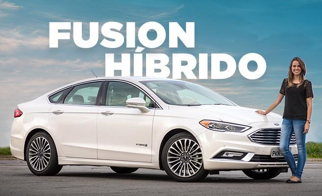 Ford Fusion Hybrid: tudo sobre o primeiro híbrido do Brasil (Foto: Autoesporte)