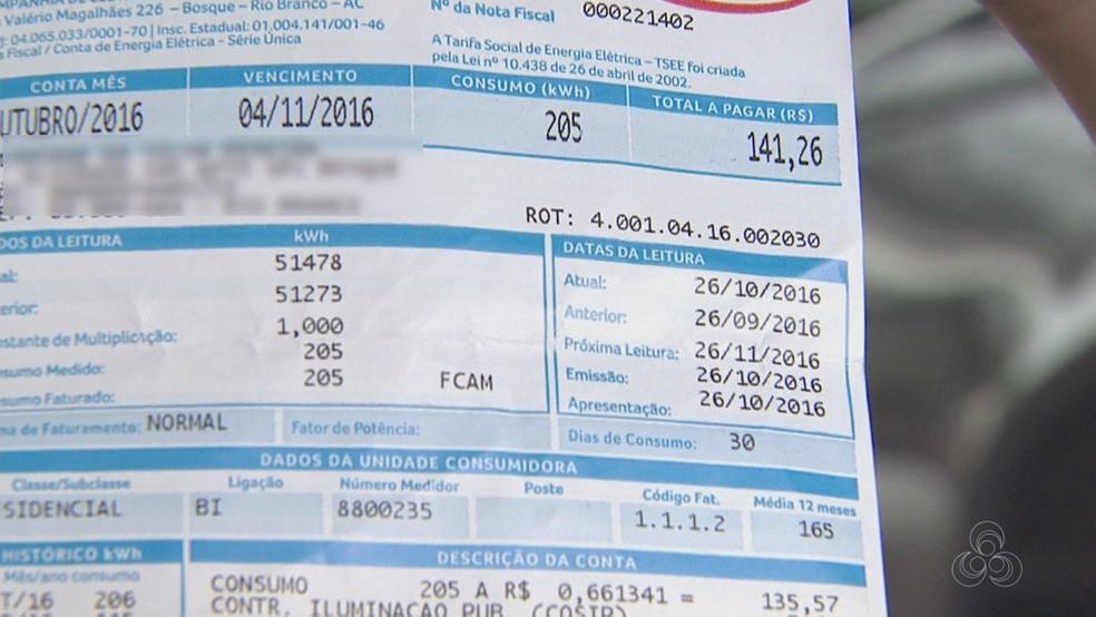Aneel aprova redução de 2,60% para tarifas de energia elétrica no Acre — Foto: Reprodução/Rede Amazônica Acre
