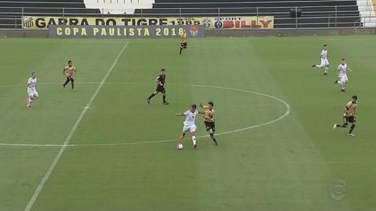 Ituano vence Novorizontino fora de casa na abertura da segunda fase da Copa Paulista
