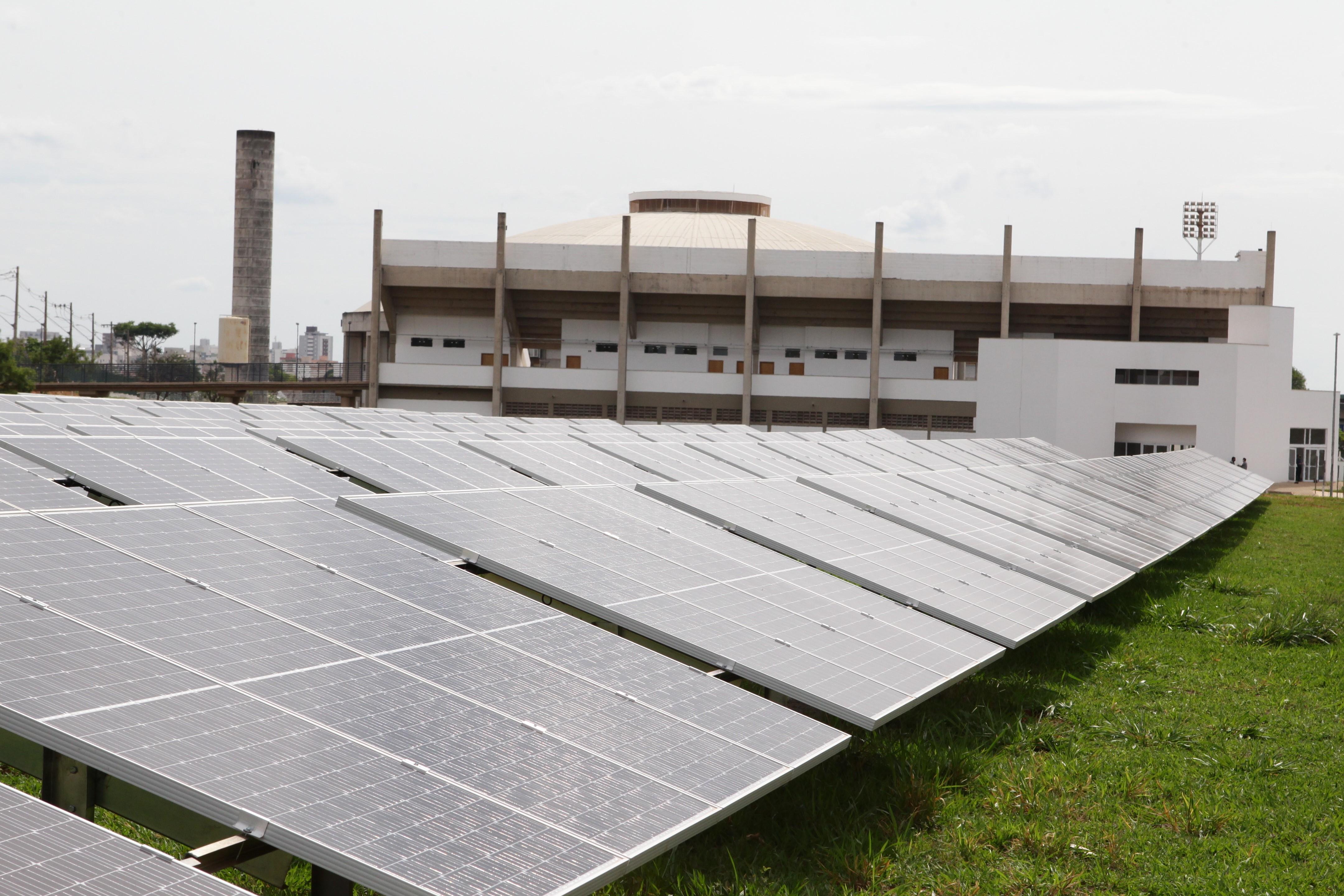 Complexo Parque do Sabiá será alimentado por energia de usina solar em Uberlândia