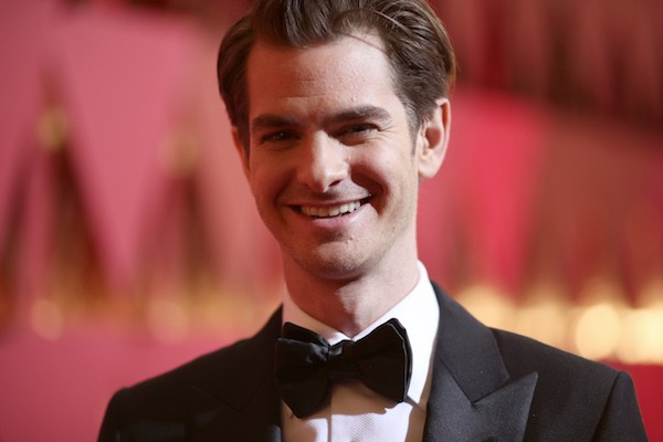 O ator Andrew Garfield (Foto: Getty Images)