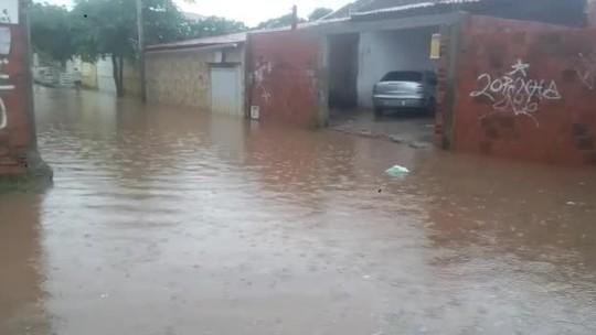 Ceará tem precipitações de mais de 100 milímetros na Semana Santa; choveu em mais de 60 municípios