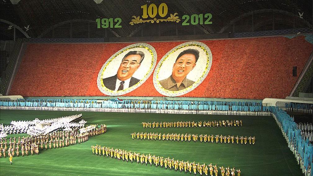 Com exceção de sul-coreanos, norte-americanos e jornalistas ocidentais, todos são muito bem-vindos (Foto: Marcelo Druck /BBC)