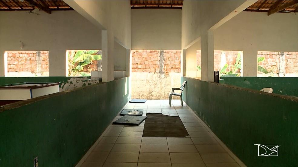 Prefeitura de Imperatriz tem 30 dias para realizar melhorias no local. (Foto: Reprodução/TV Mirante)