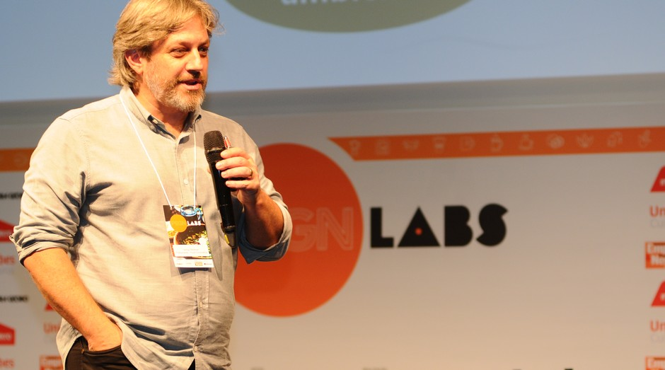 Sergio Molinari, fundador da Food Consulting (Foto: Rafael Jota)