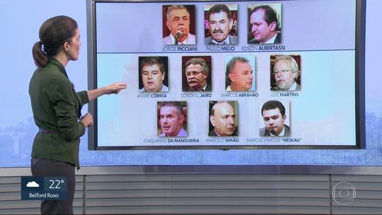 Corregedor e candidato à presidência da Alerj estão entre presos da Lava Jato; entenda quem é quem