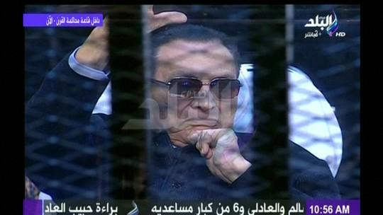 Ex-ditador egípcio Hosni Mubarak é libertado depois de seis anos na prisão