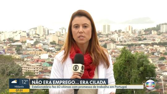 Estelionatário de Rio das Ostras oferecia falsos empregos em Portugal