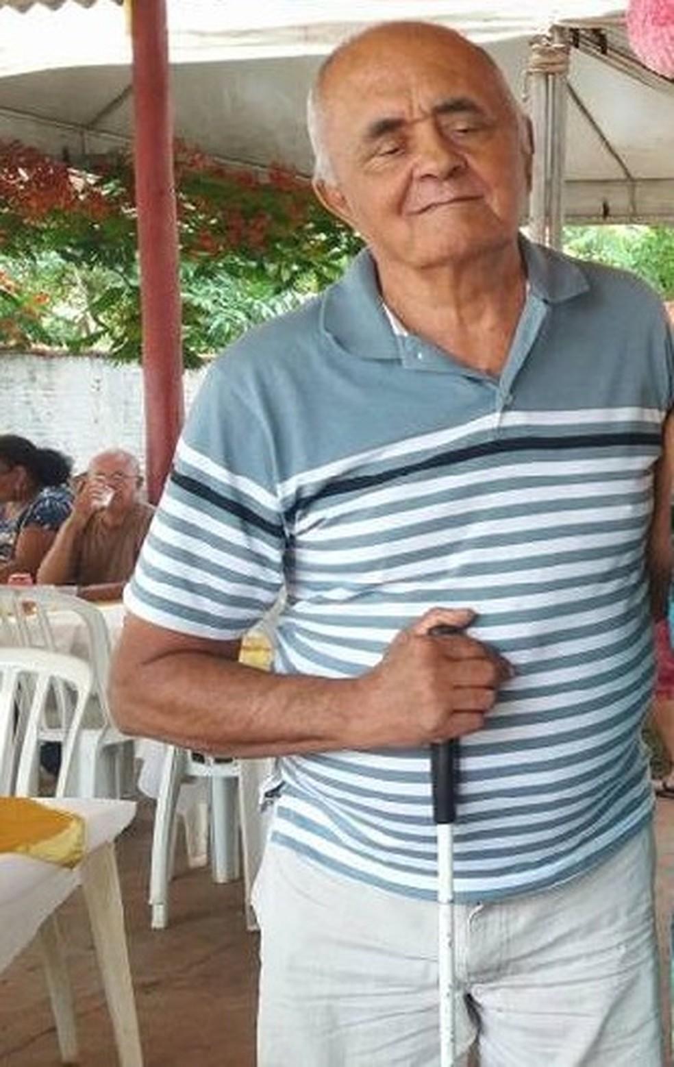 Júlio morreu nesse domingo em hospital de Cuiabá — Foto: Facebook/Reprodução