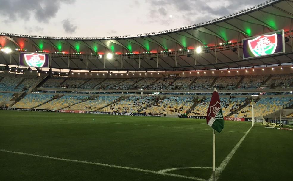 Maracanã: a casa do Fluminense começa a se tornar rentável (Foto: Guido Nunes)