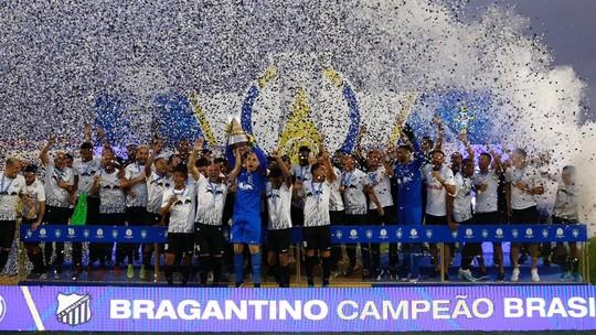 Foto: (Ari Ferreira/CA Bragantino)