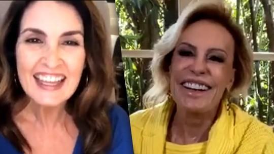 Confira a análise astrológica da parceria entre Ana Maria Braga e Fátima Bernardes