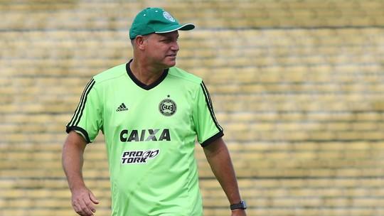 Foto: (Site oficial do Coritiba/Divulgação)