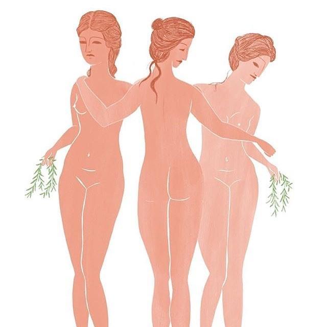 Guia da masturbação feminina (Foto: Clara Lecornu / Reprodução)
