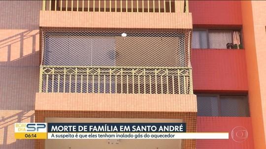 Família encontrada morta em Santo André será velada