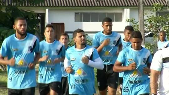 Sparta reapresenta após eliminação e time mira o Tocantinense 2018 e a Série D