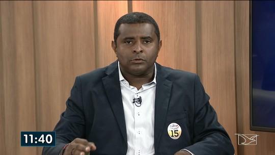 Fábio Câmara é o 4º candidato a participar de sabatina na TV Mirante