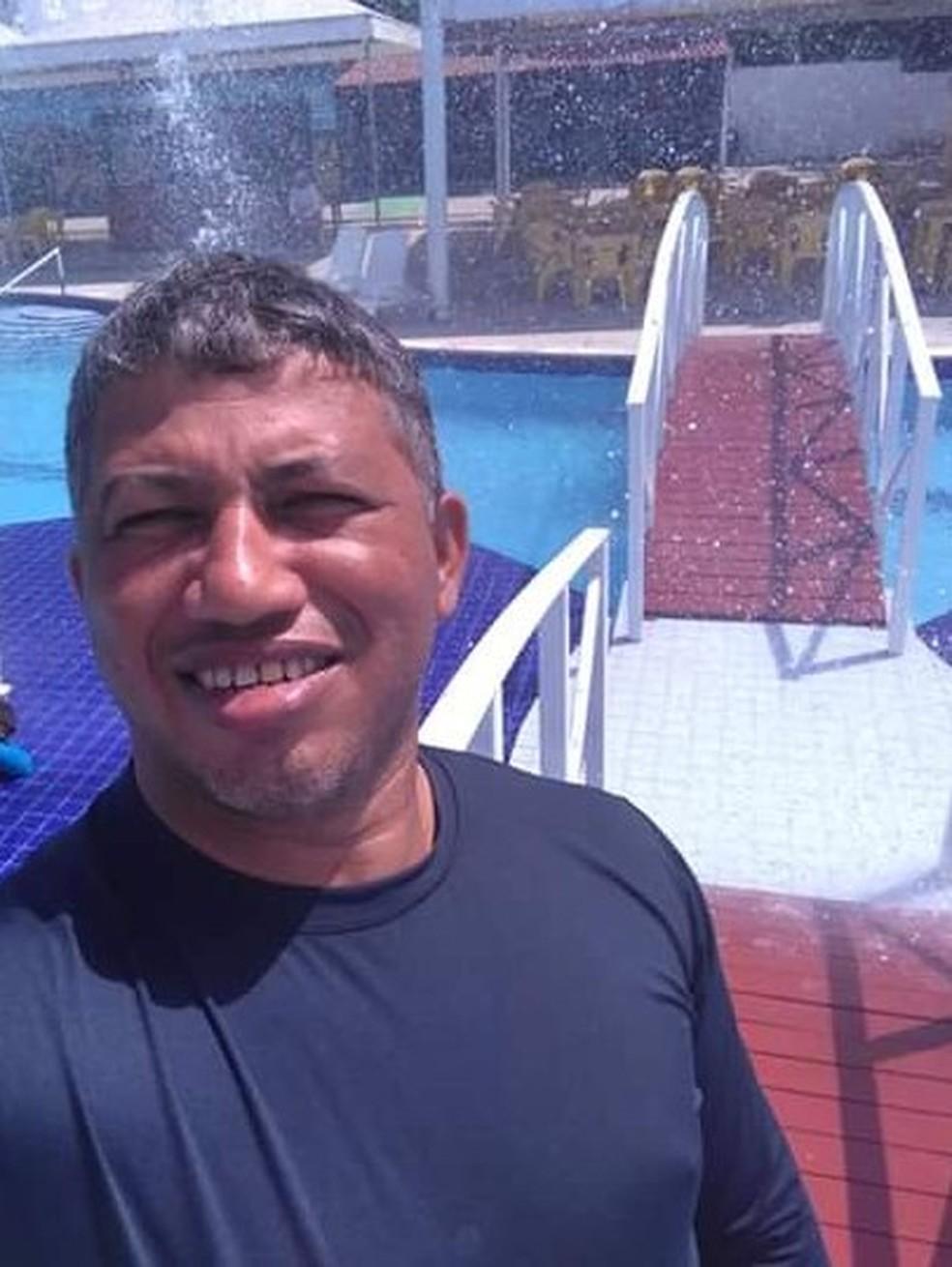 Sargento Adailton Cristiano foi morto em um assalto na Grande Natal — Foto: Arquivo da Família