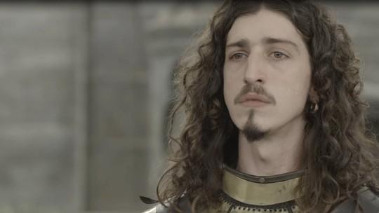 Rodolfo exige a rendição de Artena