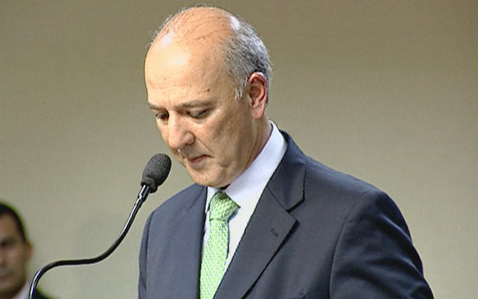 O ex-governador José Roberto Arruda — Foto: TV Globo/Reprodução