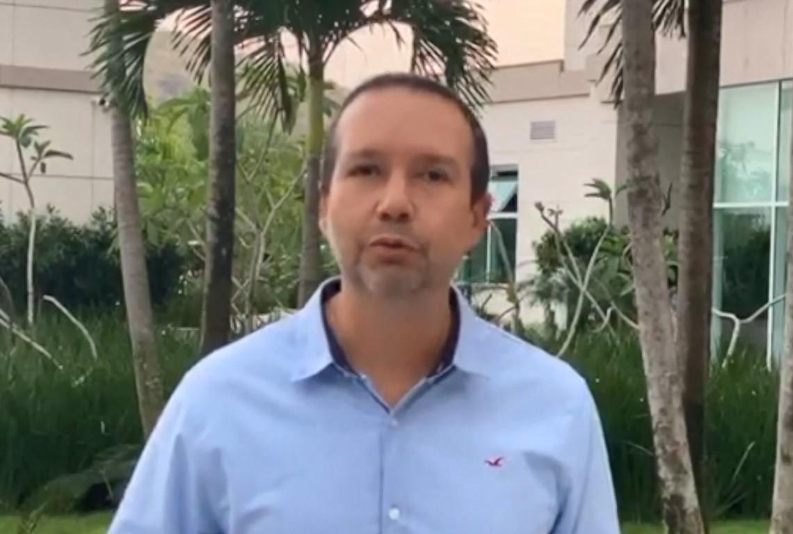PSB oficializa candidatura de Sergio Sá à Prefeitura de Vitória, ES