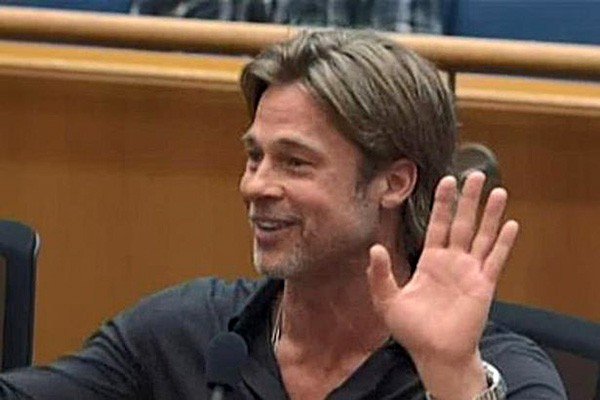 Brad Pitt (Foto: Los Angeles Board of Supervisors)