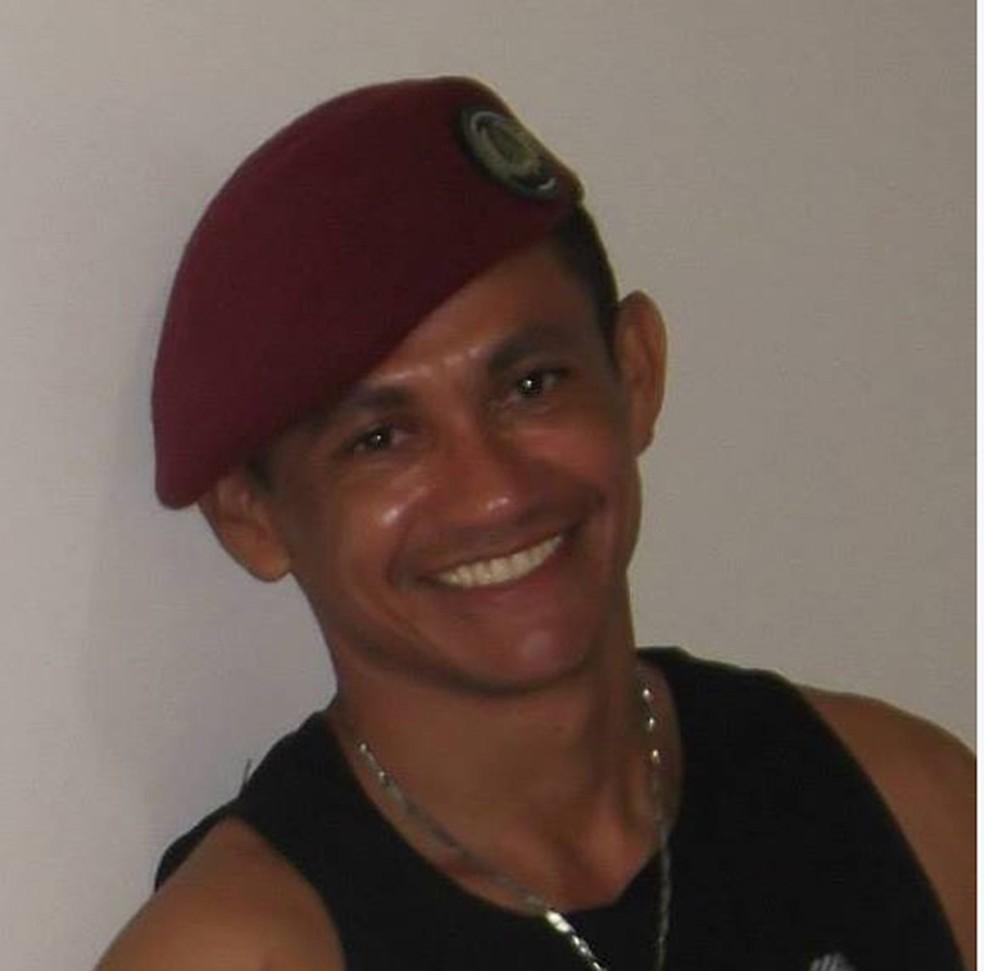 Francisco da Chagas era segurança de Wellington Dias havia 10 anos — Foto: Reprodução/Facebook
