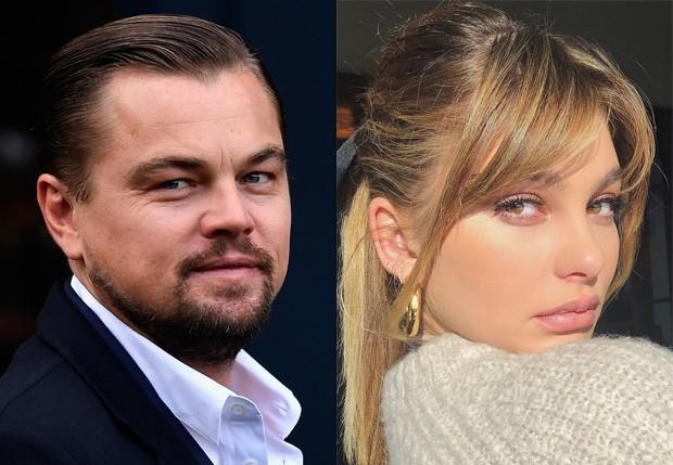 Leonardo DiCaprio e Camila Morrone (Foto: Getty Images e Reprodução/Instagram)