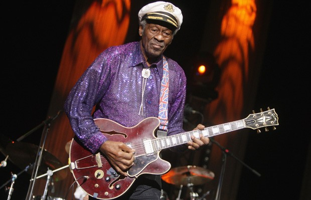 Chuck Berry (Foto: Francois Durand/Getty Images)