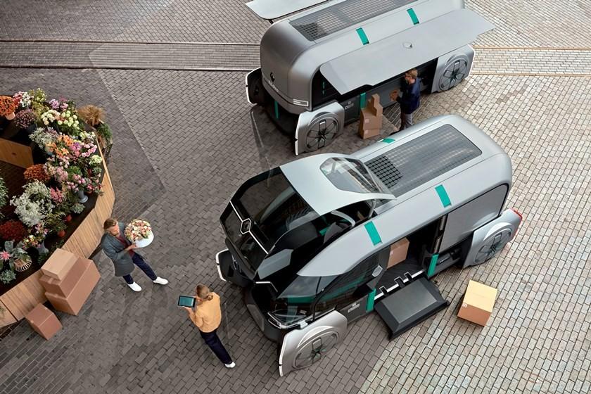 Modelo foi anunciado pela Renault hoje no Salão do Automóvel de Hannover (Foto: Divulgação)