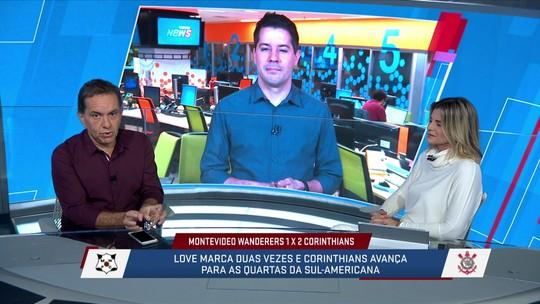 """Corinthians chega forte à """"decisão"""""""