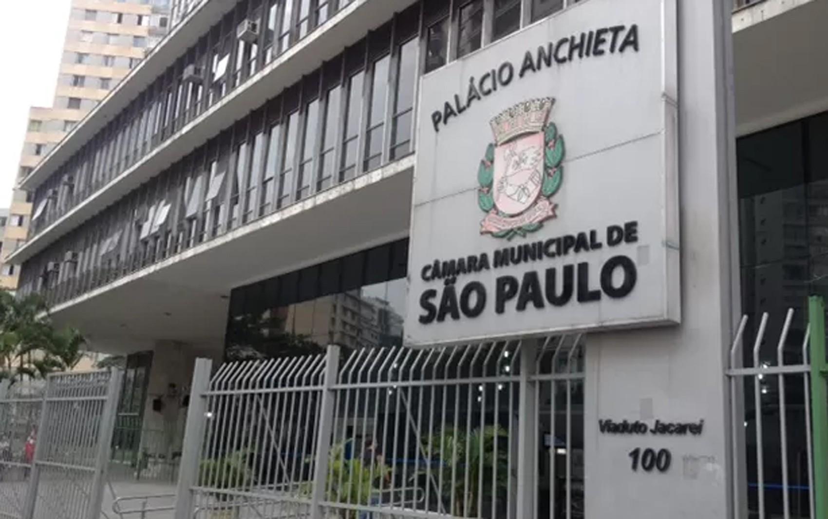 Justiça suspende até 1.068 cargos da Câmara Municipal de São Paulo