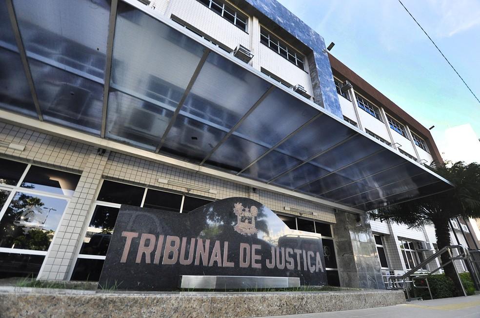 Sede do Tribunal de Justiça do Rio Grande do Norte — Foto: Eduardo Maia