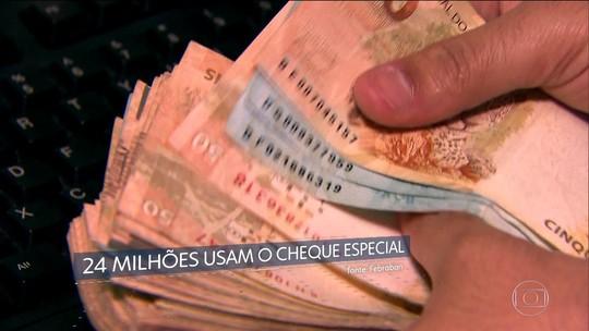 Febraban anuncia regras para reduzir custo do cheque especial
