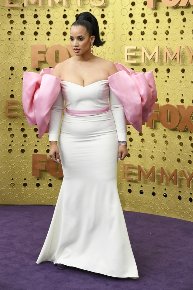 Dascha Polanco usa Christian Siriano (Foto: Getty Images)
